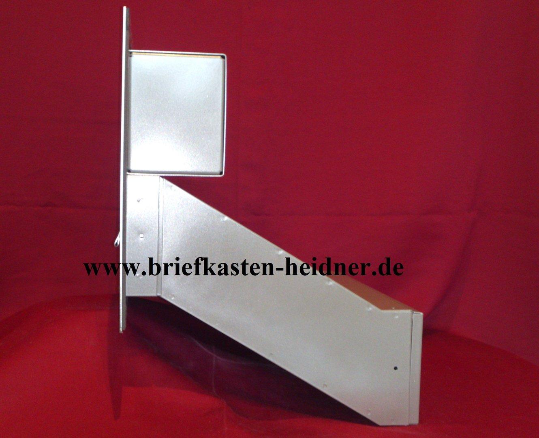 mdh38 knobloch mauerdurchwurf briefkasten anlage 300 1 tlg variable tiefe 1 klingel. Black Bedroom Furniture Sets. Home Design Ideas