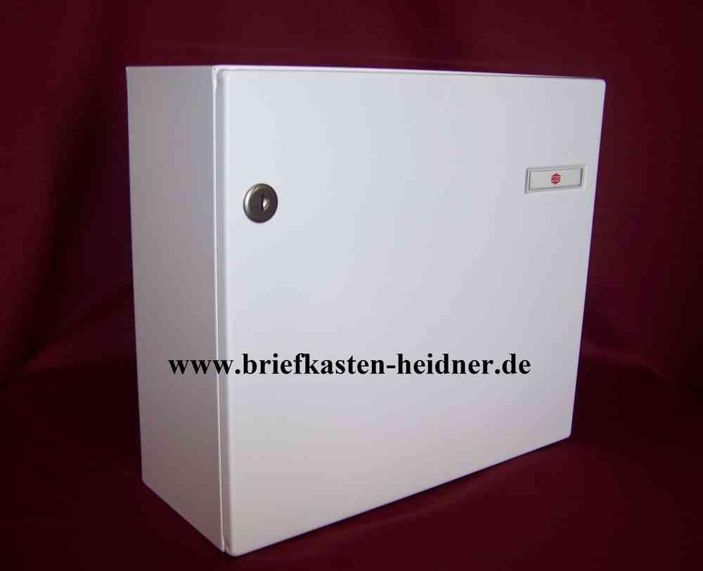 ITH14: Renz-Innentür-Briefkasten 370, Tiefe 100, weiß - www ...