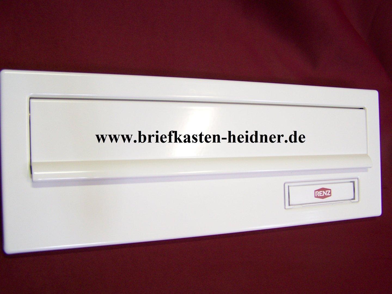 mdh05 renz frontplatte f r mauerdurchwurfanlage 300er. Black Bedroom Furniture Sets. Home Design Ideas