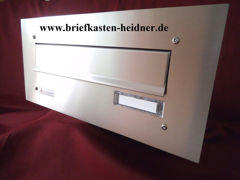 mdh14 knobloch mauerdurchwurf briefkasten 1 teilig. Black Bedroom Furniture Sets. Home Design Ideas