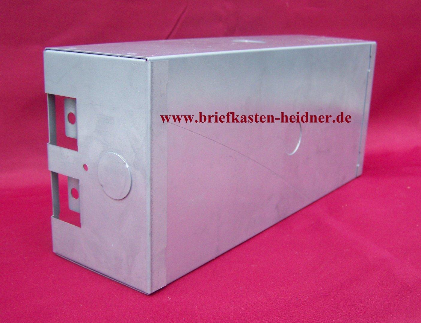 ikh01 renz installationskasten 260 x 110 x 70 f r klingel und sprechanlage. Black Bedroom Furniture Sets. Home Design Ideas