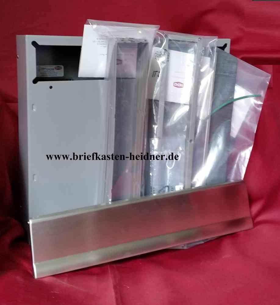 KAH46: Renz-Innentür-Briefkasten-Komplettset 370, weiß oder grau ...