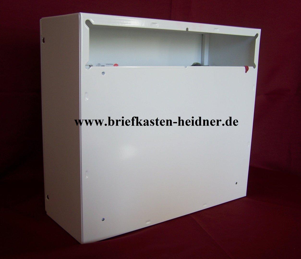 ith39 renz innent r briefkasten 370 330 145 wei www. Black Bedroom Furniture Sets. Home Design Ideas