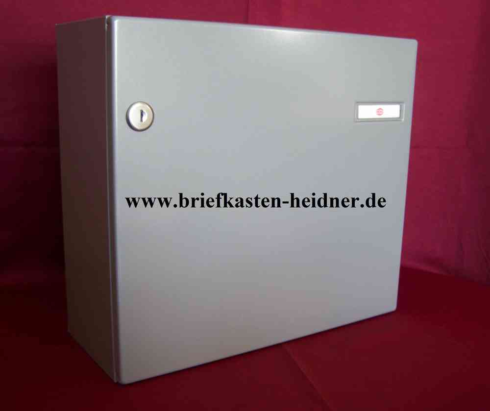 ITH40: Renz-Innentür-Briefkasten 370/330/145 grau - www.briefkasten ...