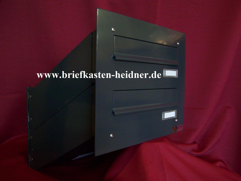 mdh102 knobloch mauerdurchwurf briefkasten 2 teilig 300. Black Bedroom Furniture Sets. Home Design Ideas