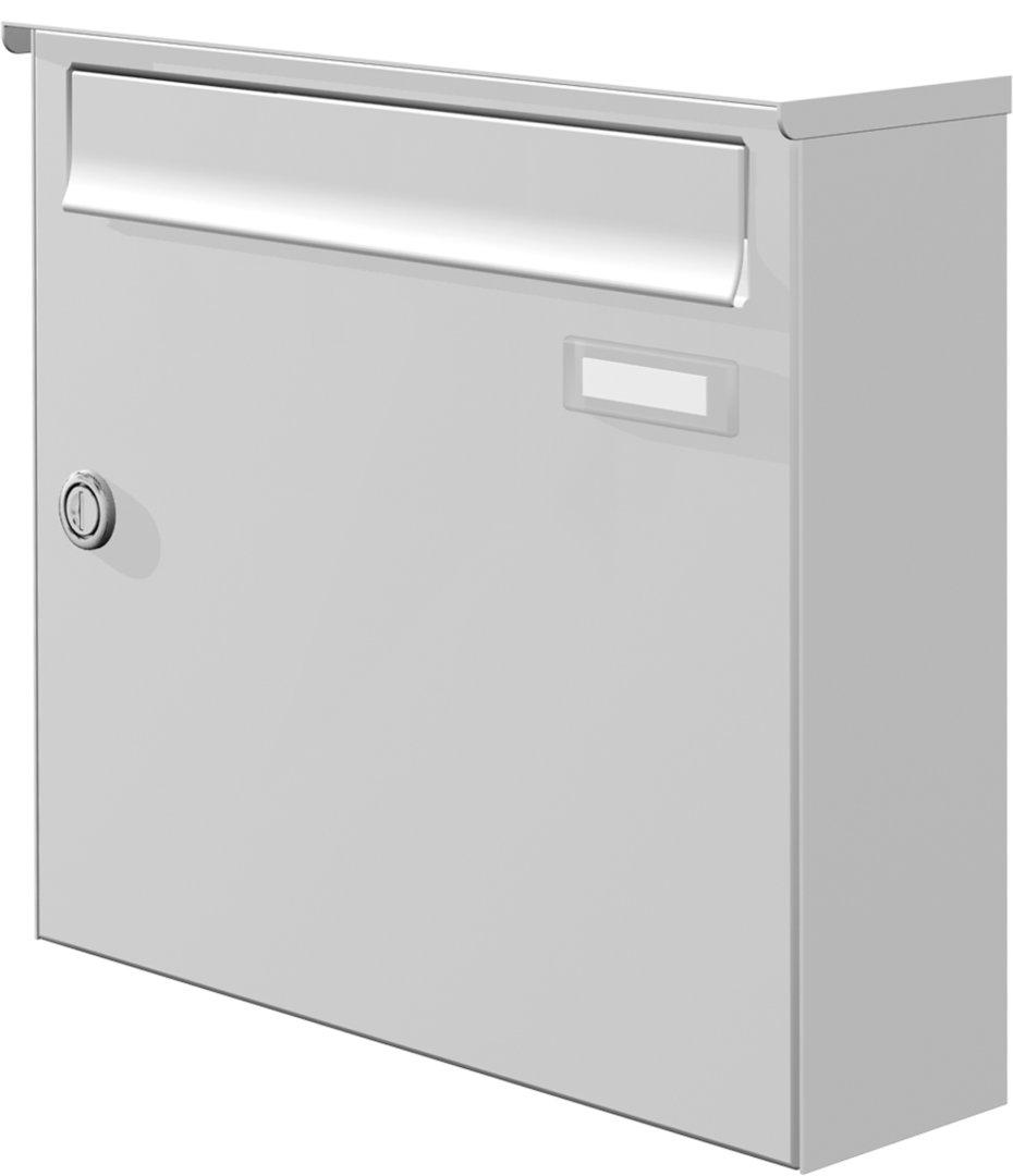 aph110 knobloch aufputz briefkasten 1 tlg verkleidung. Black Bedroom Furniture Sets. Home Design Ideas