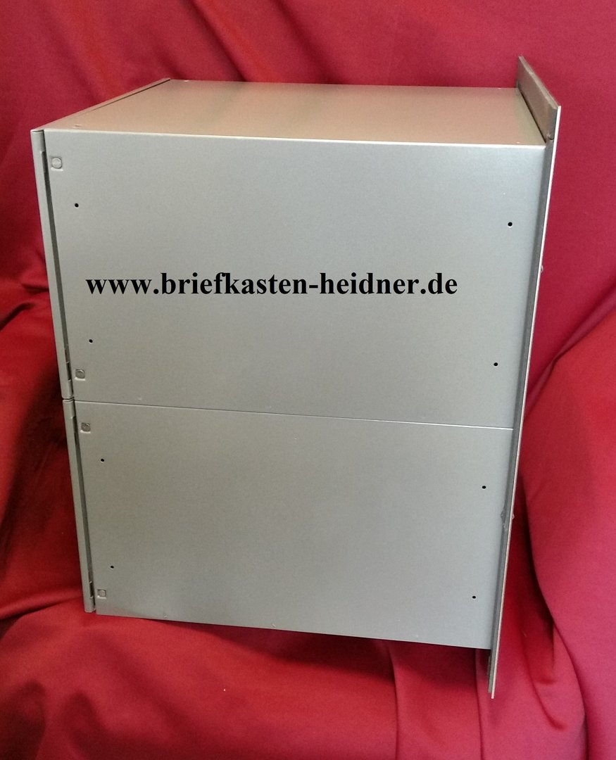mdh117 knobloch mauerdurchwurf briefkasten 2 teilig. Black Bedroom Furniture Sets. Home Design Ideas