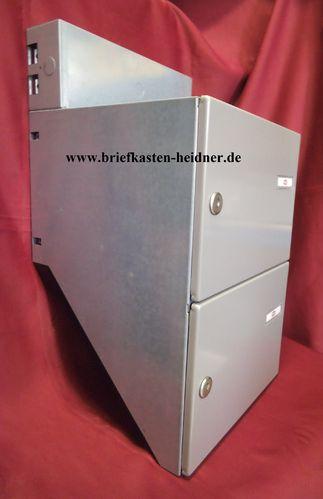 Renz Kastenblock Mauer Durchwurf Briefkasten Anlage 300 Fixtiefe 245 mm KBH06