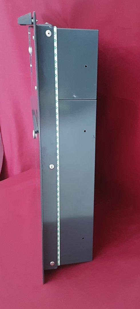 uph166 knobloch unterputz briefkastenanlage 1 teilig 1 klingel te110 farbauswahl www. Black Bedroom Furniture Sets. Home Design Ideas